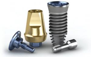 Implant dentar sector 2