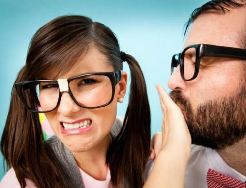 Respiratia urat mirositoare-halitoza