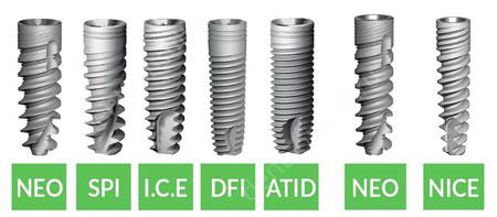 Implant dentar Aplha Bio